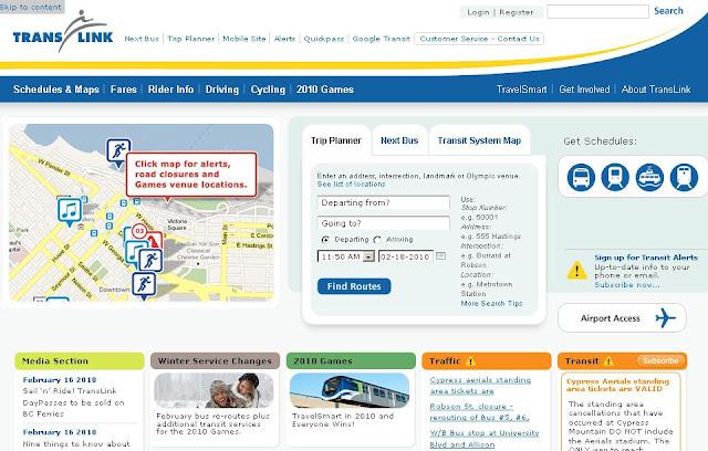 www.TransLink.ca - Vancouver Bus Schedule - Vancouver Bus Routes, Maps & Fares