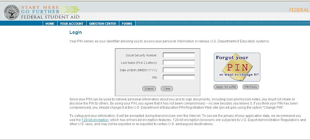 Www.dl.ed.gov - Login to direct loan servicing center for Online Loan Payment