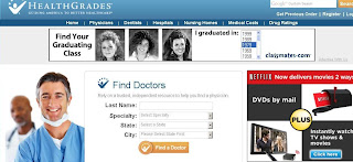 How to Find a Local Doctor using Directory at HealthGrades.com