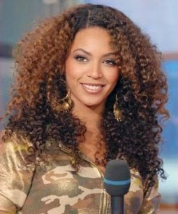 Curly hair weaves: