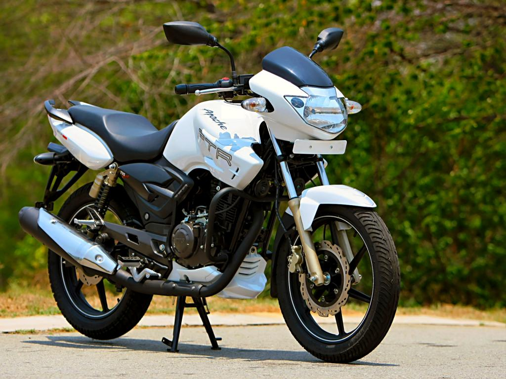 Tvs Apache Rtr Bike Features