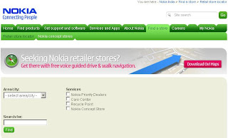 Nokia Customer Care Service and Contact Numbers for India