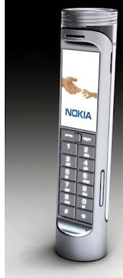 Amazing Nokia Mobile Concept Powered by Coca-Cola