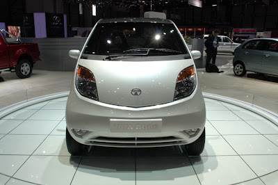 New 2011 Tata Nano Plus to be launched in India