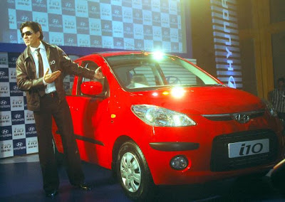 Shahrukh Khan's New Next Gen i10 Ad Video