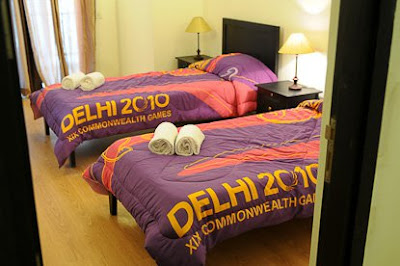 Delhi 2010 Commonwealth Games Village Photos - Venues for Athletes