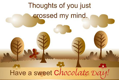 Happy Chocolate Day SMS, Pictures & Orkut Scraps