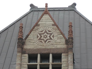 בית העירייה הישן של טורונטו הקסגרמה