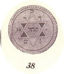 Shield of David Kremsir, Communal Seal
