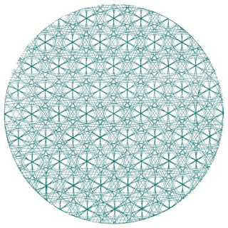 Flower Of Life hexagram