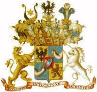 מגן דוד הסטוריה סמל לוגו רוטשילד