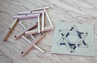Star of David puzzle