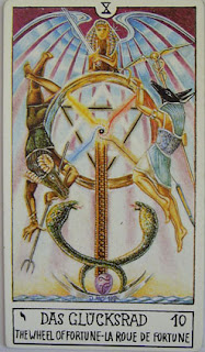 Hexagram Tarot
