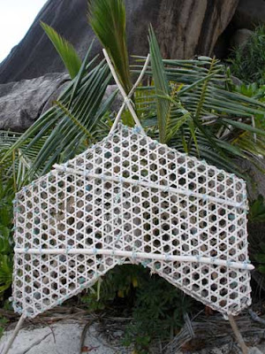 hexagram from Seychelles Island