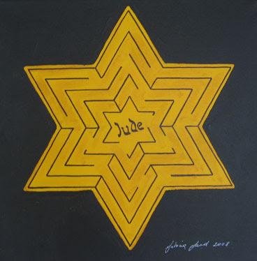 אמנות, טלאי צהוב, סבינה סעד
