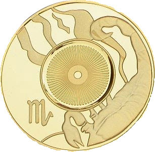 Coin Scorpion