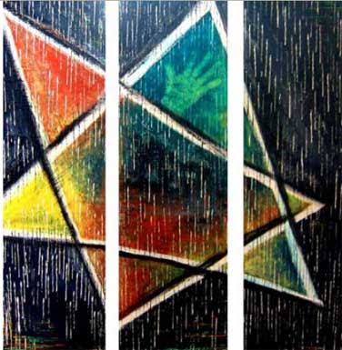 war-jewish-star-Israeli art