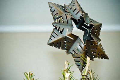 Snowflake-art-hexagram