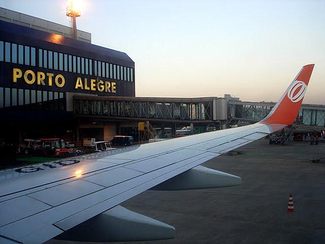Aeroporto Porto Alegre : Falta de energia no aeroporto porto alegre atrasa