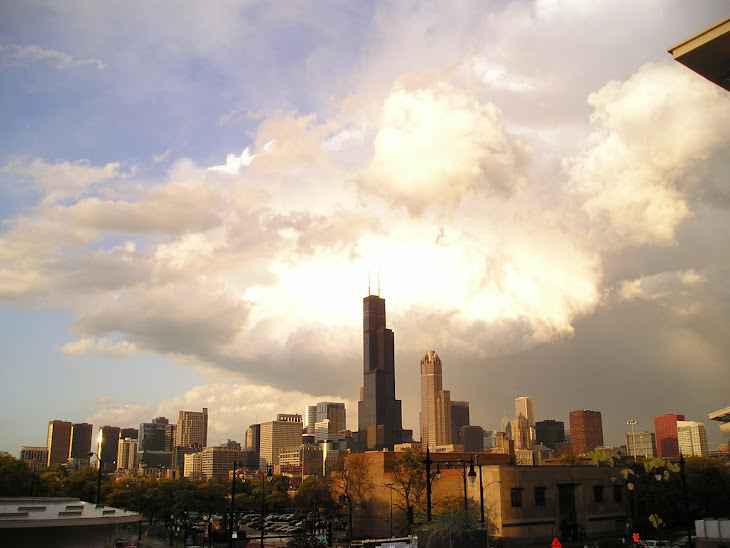 God must like the Sears Tower