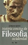 História Concisa da Filosofia Ocidental, de Anthony Kenny