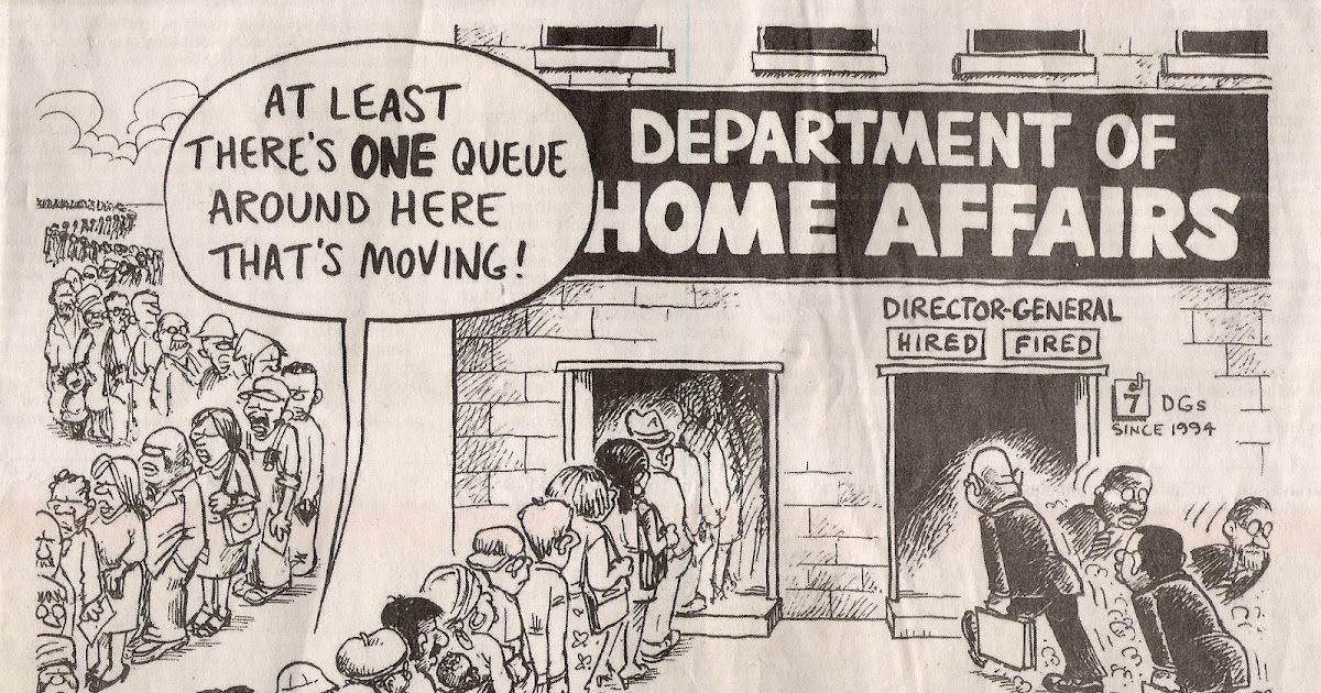 Interactive Magazine: Department of Home Affairs