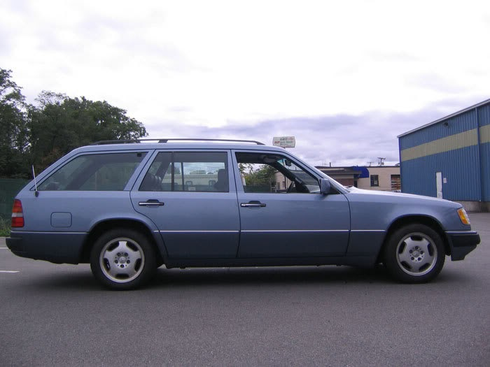 Just a car geek 1990 mercedes 300te 4matic the perfect for 1990 mercedes benz 300e for sale