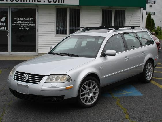 just a car geek 2003 volkswagen passat w8 4motion wagon another great sleeper. Black Bedroom Furniture Sets. Home Design Ideas