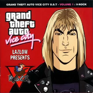 VA - GTA Vice City V Rock OTS
