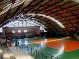Sala de sport a orasului Sannicolau Mare