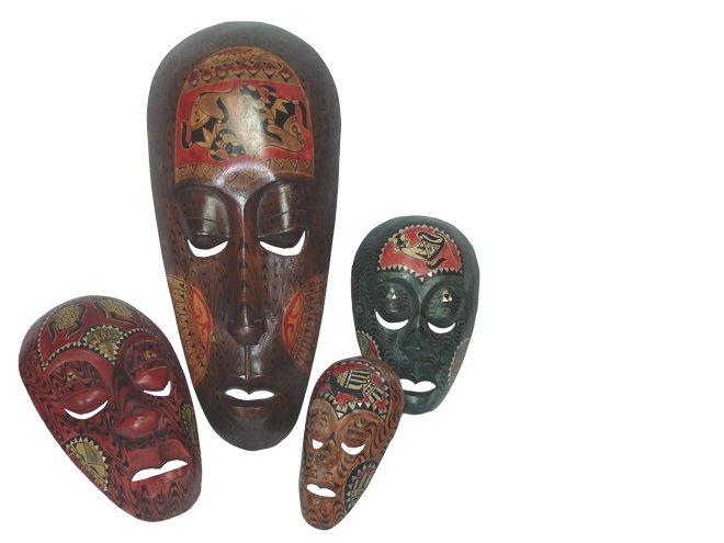 Máscaras Lombo.
