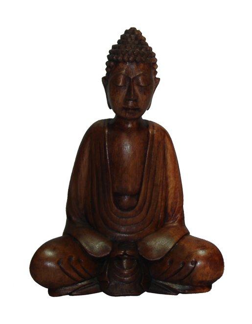 Buda en Nogal