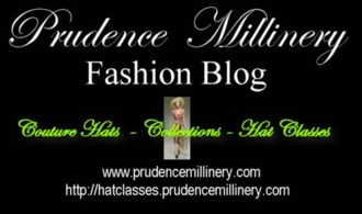 Prudence Millinery Fashion Blog