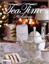 Tea Time Christmas