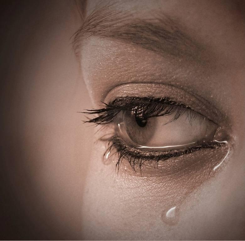 Enrica Signora G: Il dono delle lacrime