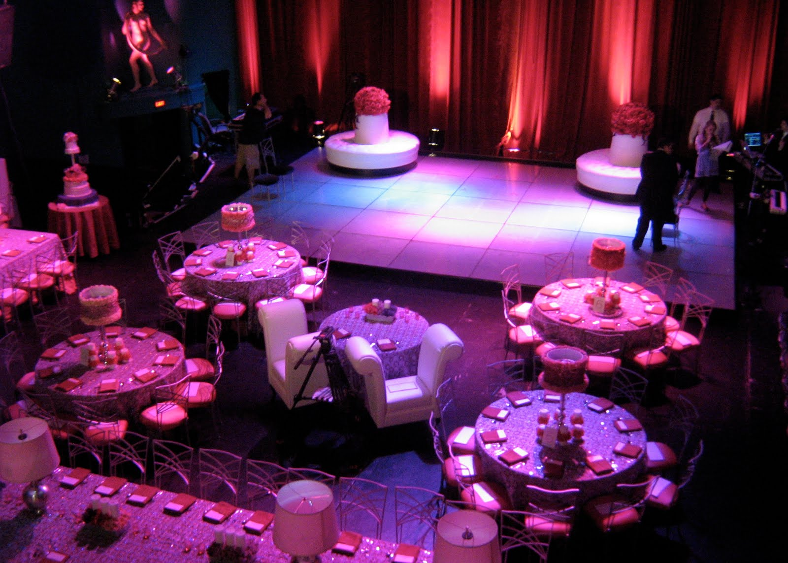 sublime bakery wedding cake for my fair wedding with david tutera