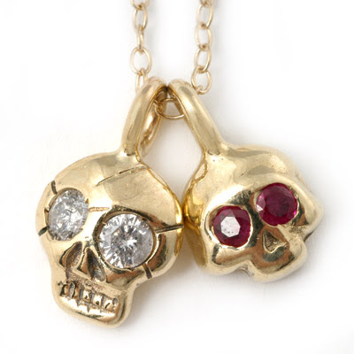 His Memento Mori collection will make any psuedo punk or macabre maven