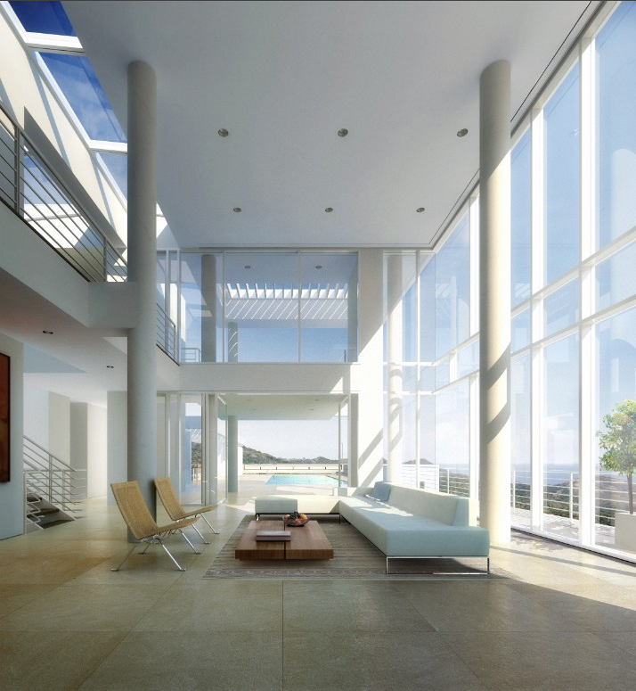If It's Hip, It's Here (Archives): Richard Meier Does ...
