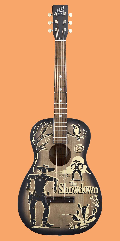 Guitar Art For Kids