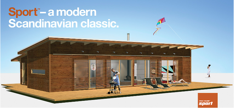 Pinc house scandinavian modern housing prefab for Scandinavian modern house
