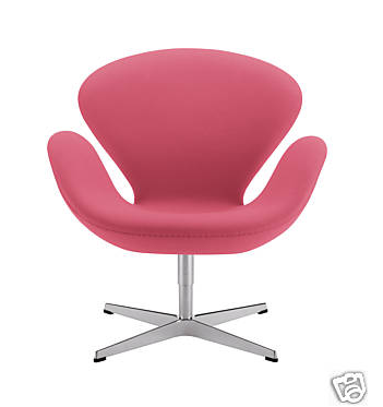 Pink Modern Classics From DWR For Auction In Support Of Breast
