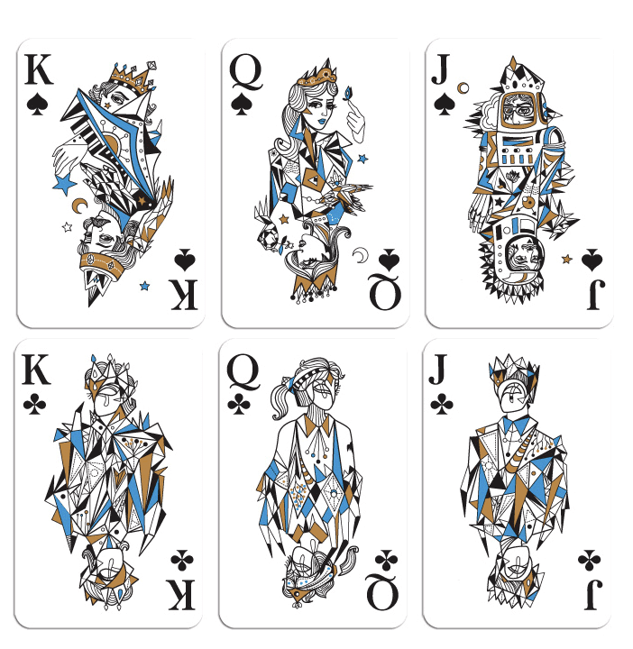 Playing Cards Designs History