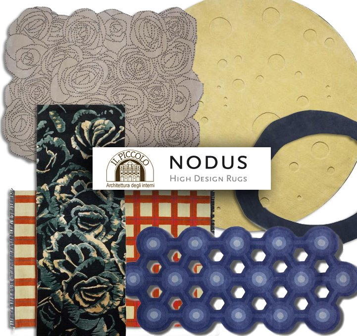 The Nodus Project: 60 Fair Trade Designer Rugs & That New