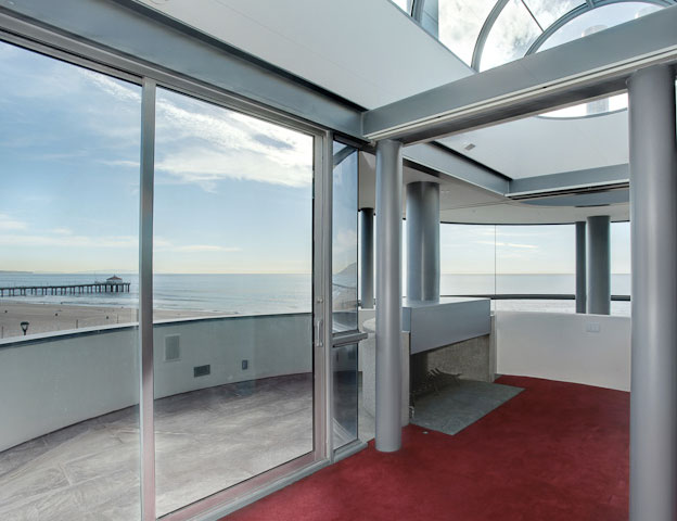 ray kappe beach front home on the market for