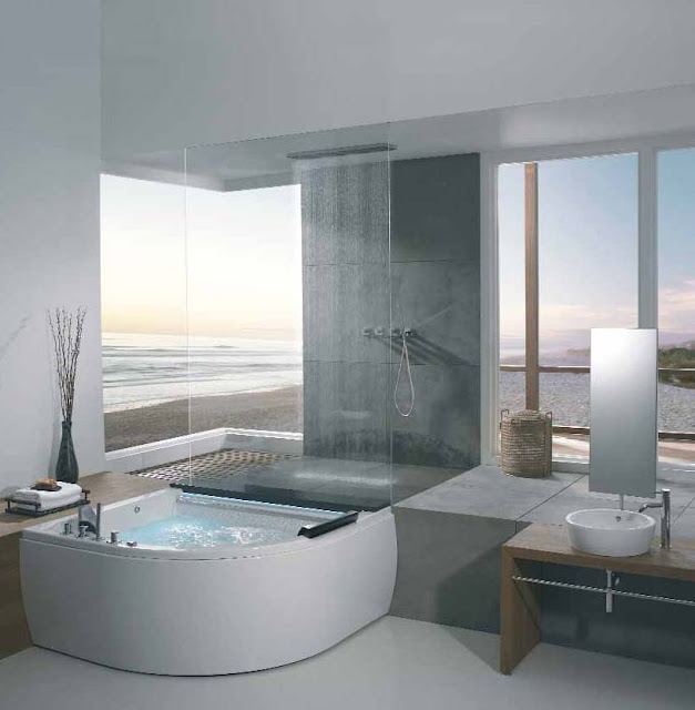 ... Modern Design: KÄSCH Tubs & Whirlpools - if its hip, its here