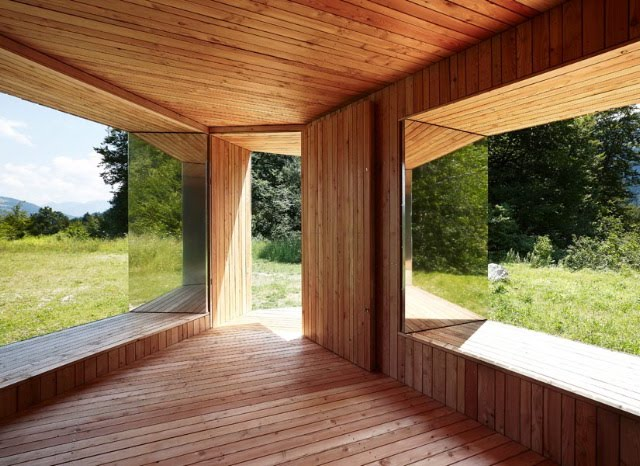 if it s hip it s here archives modern wood outdoor pavilion with