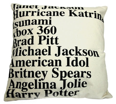 Elastic Co. Releases The Google 2010 Pillow Seen On www.coolpicturegallery.us