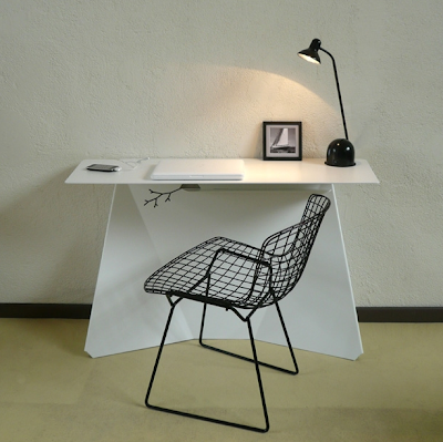 The Zeta Office Collection - Cool Cable Management Furniture By Studio Manzano Seen On www.coolpicturegallery.us