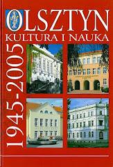 Olsztyn. Kultura i nauka 1945-2005 (2006)
