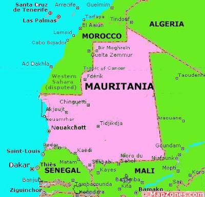 Mauritania on Mauritania   Ecowas  A Self Centred Cooperation